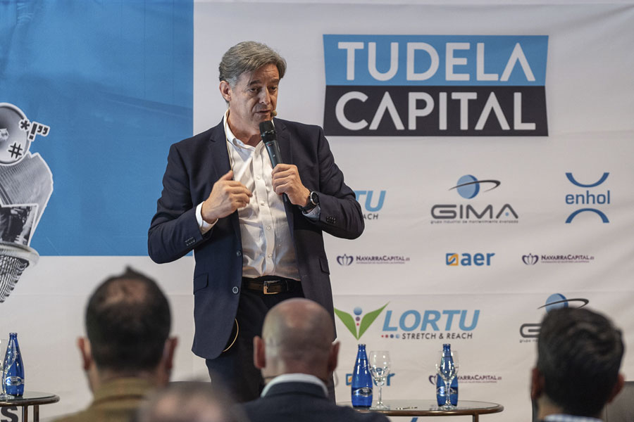 lortu coach tudelacapital encuentro empresarial